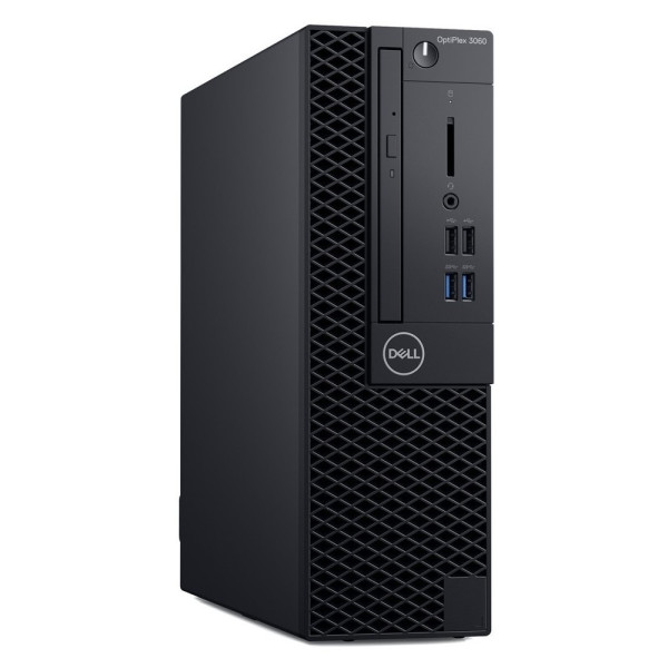 DELL PC Optiplex 3060 SFF/i5-8500/8GB/256GB SSD/UHD Graphics 630/DVD-RW/Win 10 Pro/5Y NBD EAN/UPC: 5397184102565