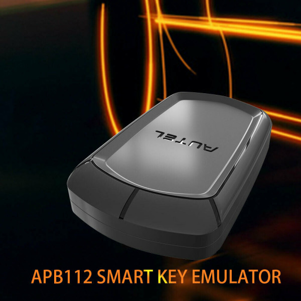 AUTEL APB112 Smart Key Simulator Compatible with IM608, IM508, and MX808IM